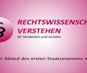 Ablauf des 1. Staatsexamens – Klausuren-Marathon